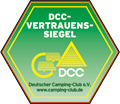 Icon Vertrauenssiegel Campingplatz