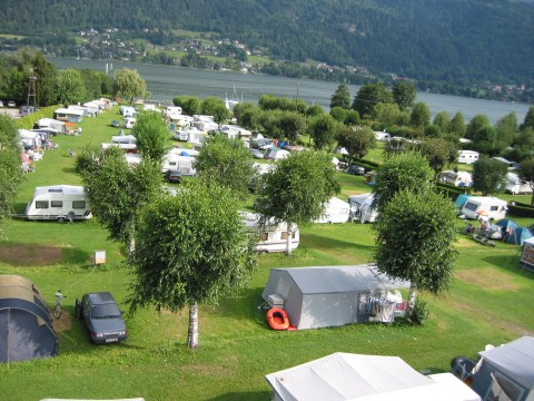 Mobilheime Ossiacher See : Camping lampele willkommen beim seecamping am ossiacher see in